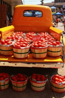 Tomato Fest Salsa Contest on June 10