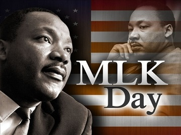 Schedule of events for Martin Luther King Jr. Day on January 15