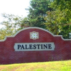 Palestine City Manager Update 5-20-13
