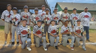 Palestine All Stars 14U advance to State Tournament in Longview