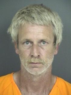 Crime Suspect - Steven Ray Davis