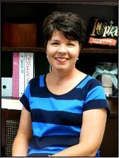 Palestine ISD congratulates Tammy Jones on her new job