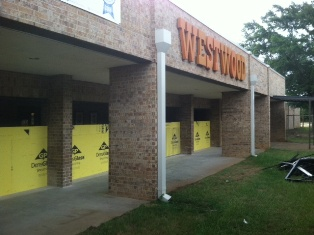 Westwood ISD Image - Summer Construction Projects