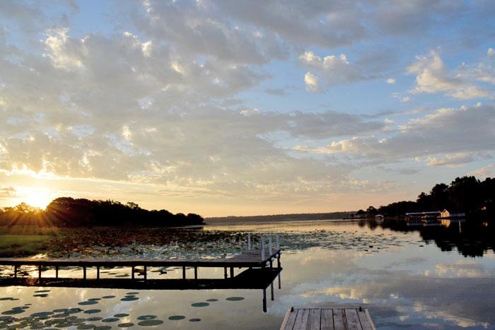 Lake Athens
