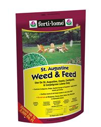 Fertilome: augustine weed feed