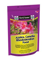 Fertilome: azalea and camelia food