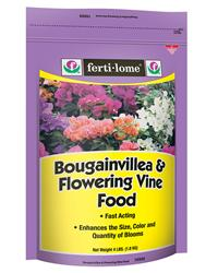 Fertilome: bougainville and flowering vine food