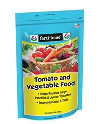 Fertilome: tomato vegetable food
