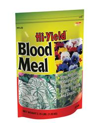Hi Yield: blood meal