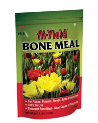 Hi Yield: bone meal
