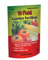 Hi Yield: garden fertilizer