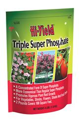 Hi Yield: triple super phosphate