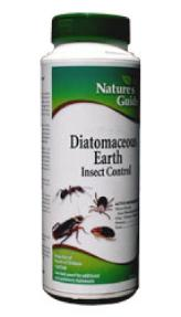 Nature's Guide: diatomaceous earth