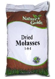Nature's Guide: dried molasses