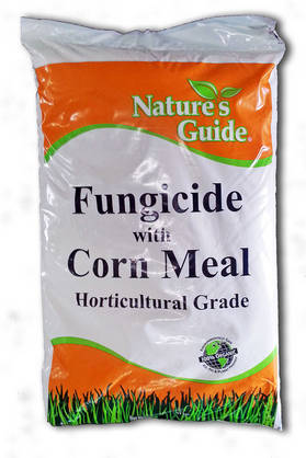 Nature's Guide: fungicide with corn meal
