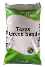 Nature's Guide: texas green sand