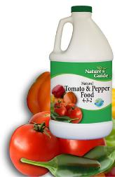 Nature's Guide: tomato and pepper