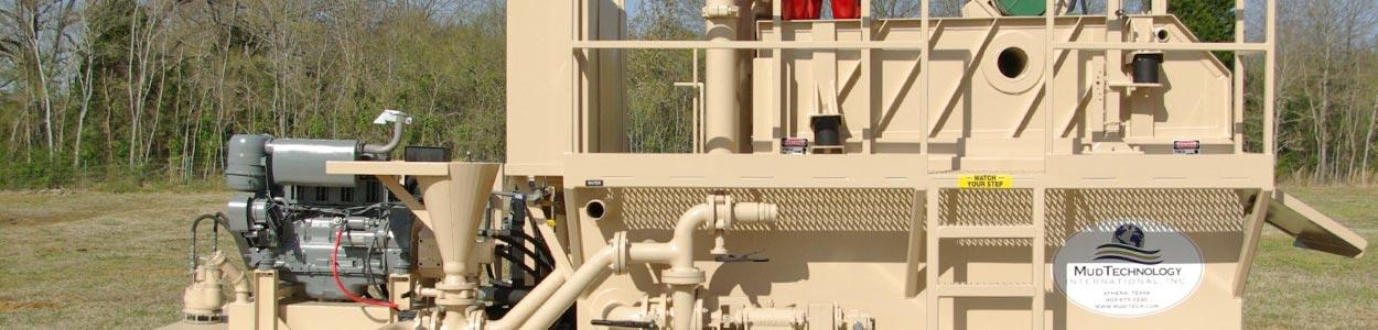 Mud Technology International's LineUp
