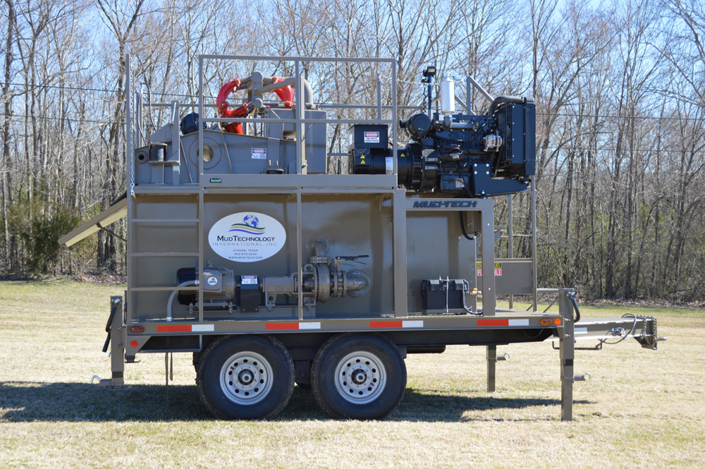 Equipment - Raptor Mixing and Cleaning Systems