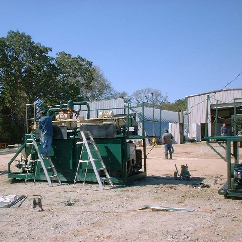 Mud Technology International, Inc Yard