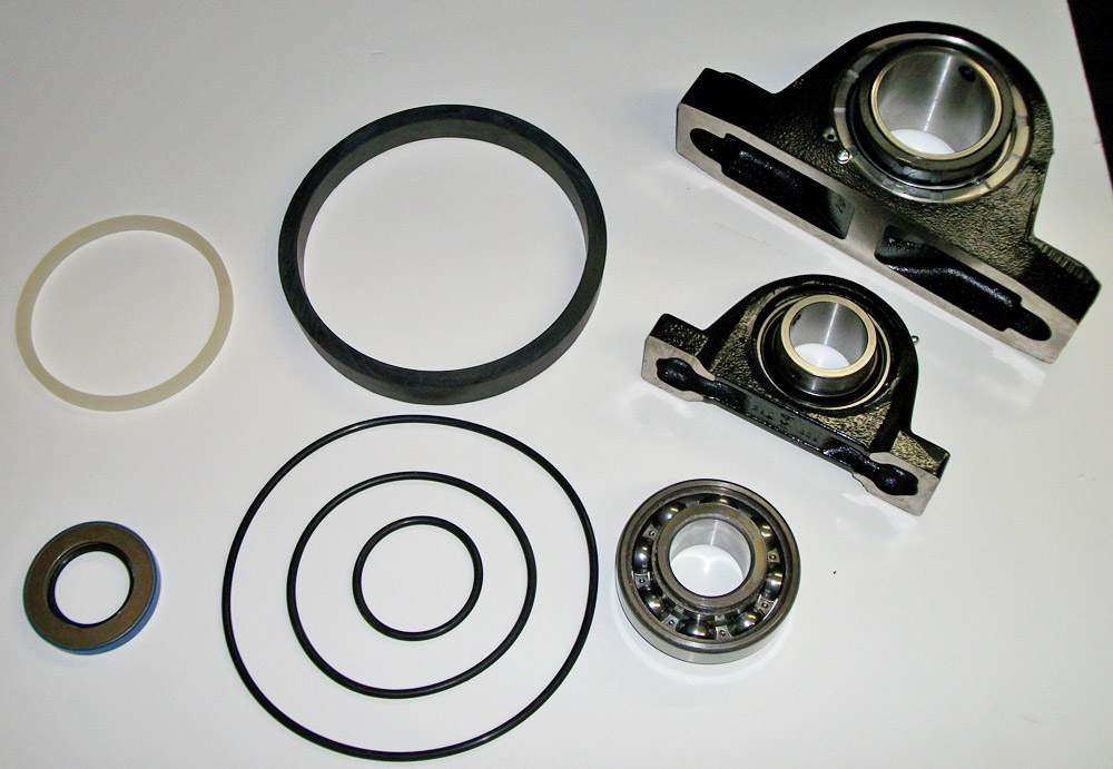 Seals, Gaskets and O-Rings