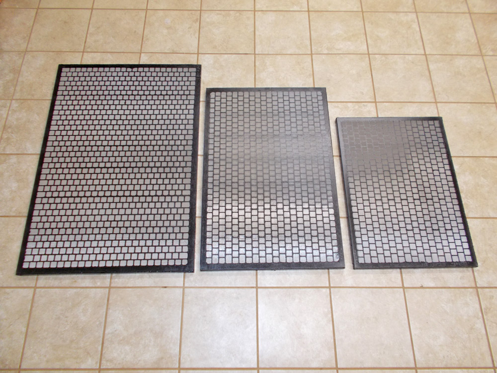 Parts Accessories Shaker Screens 1