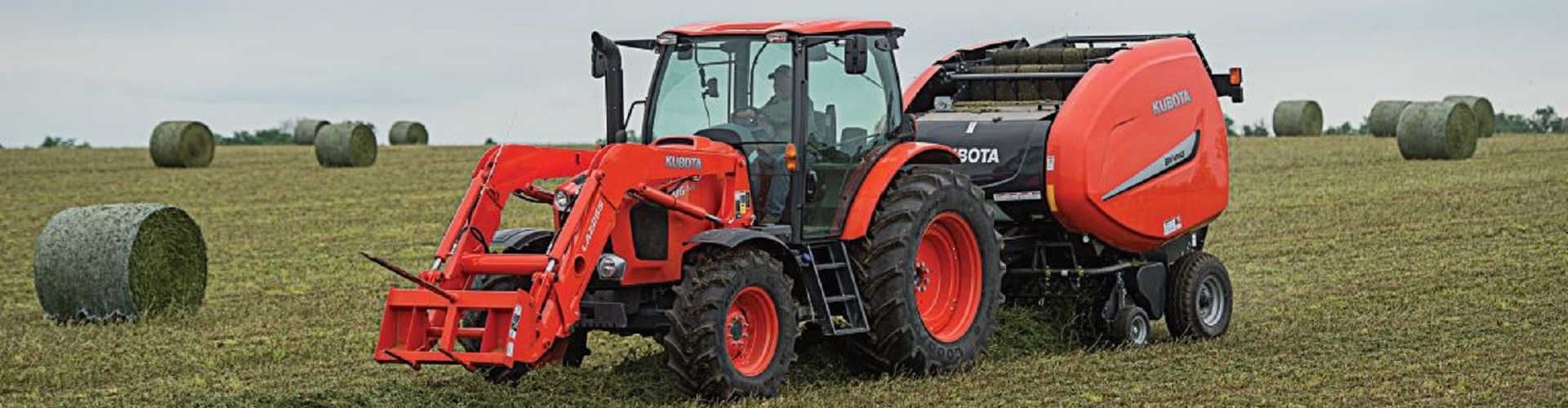 Kubota Balers & Implements