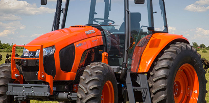 All-New Kubota M6S