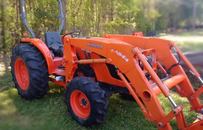 USED KUBOTA MX4700HST