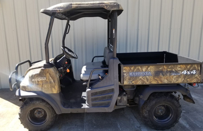 Preowned 2007 Rtv 900