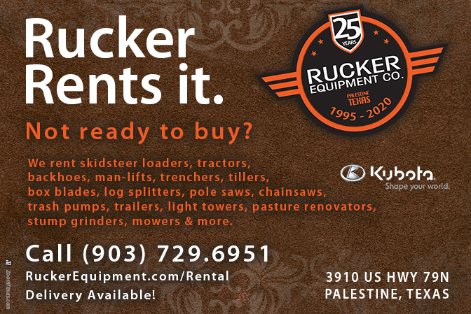 Rucker Rental Zoom Web Design 2020