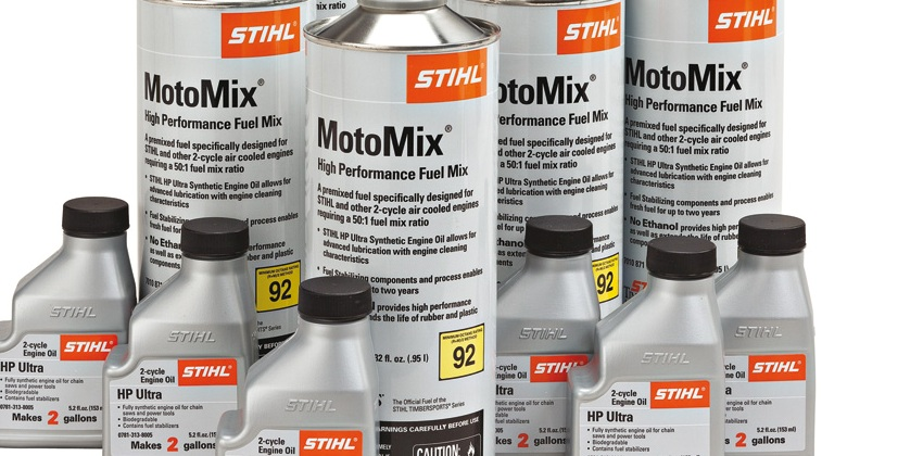 Mixing It Up - The proper way to fuel your Stihl tools