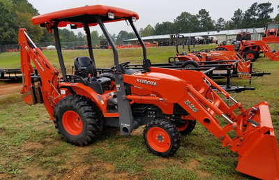 Used Tractors and Equipment | Rucker Equipment Co