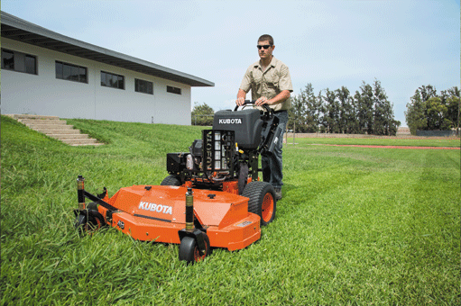Wh15 Mowing Rucker Equipment