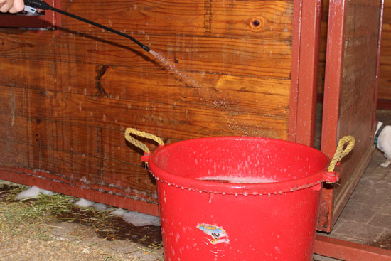 Stable Water Trough 2