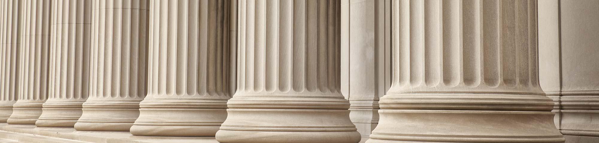 Business Litigation page headline