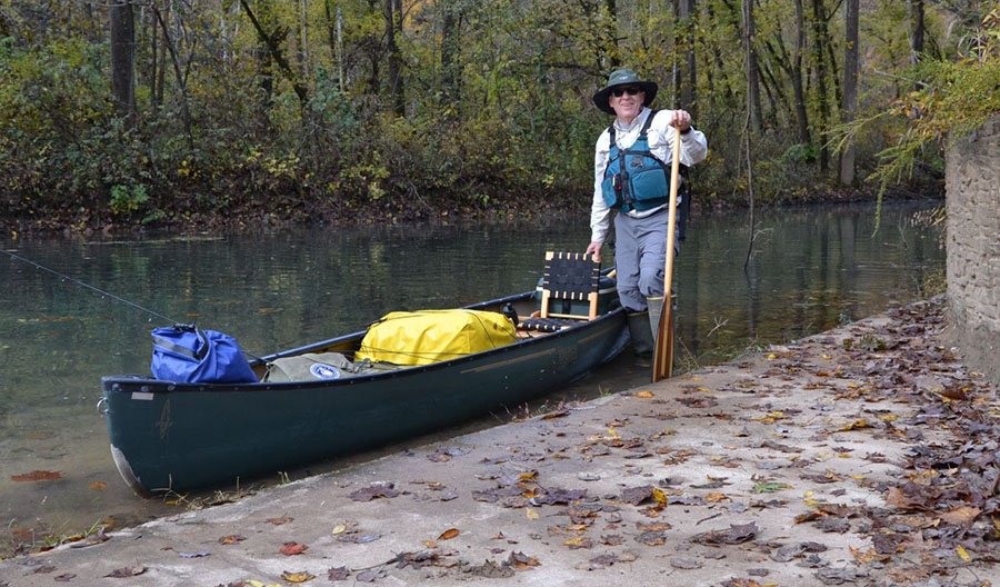 How to Survive and Thrive Paddling in Cold Weather