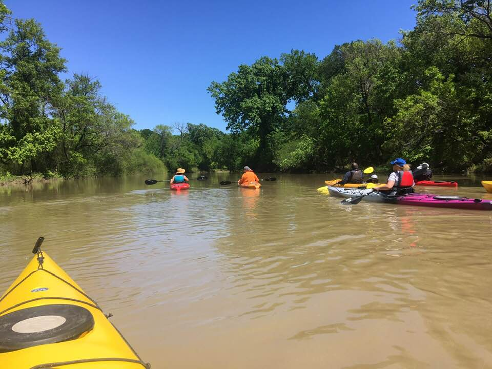 Annual Black Friday Paddle Location TBD