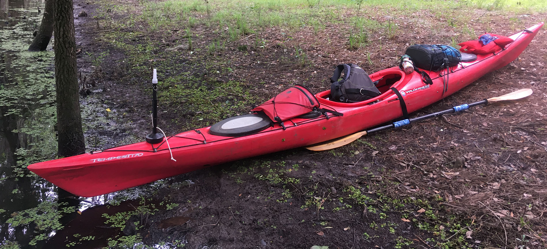 How to Camp out of your Canoe or Kayak (Workshop)