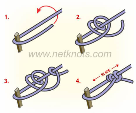 Know Taunt Line Hitch