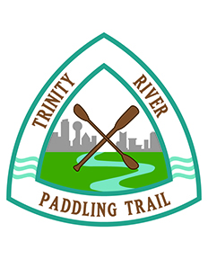 Paddle Trail Sticker Small