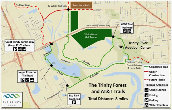 Trinityforesttrails 2015map 600