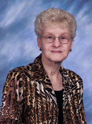 Audrey Coker Obituary