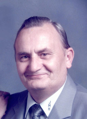John Hill Obituary