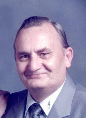 John Hill Obituary