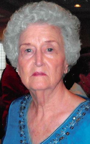 Peggy  Watts Obituary