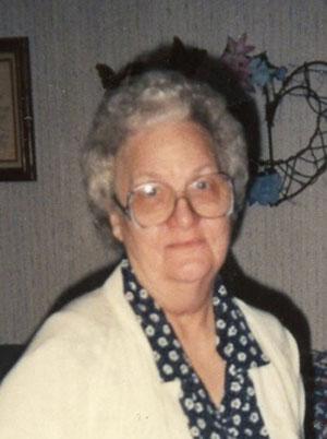 Juanita Scrivner Obituary
