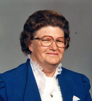 Sarah Lusk Obituary