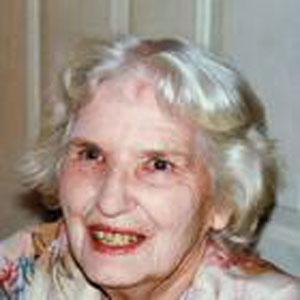 Frances Thompson Obituary