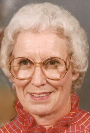 Ruth Burke Obituary